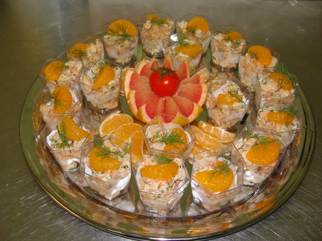 Welches image hat chic salade bewertungen nachrichten - Presentation buffet froid deco ...