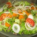 Buffet crudités - Salade paysanne