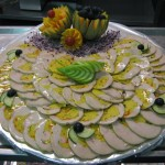 Buffet de fête - Ballotin de poulet printanier