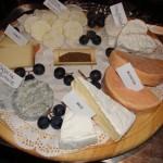 Buffets de fête, chic et excellence - Plateau de 6 fromages